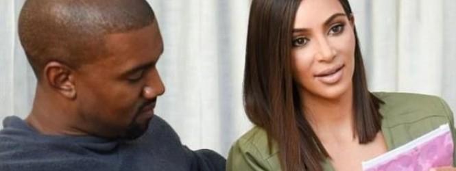Ким Кардашијан ги покажа гаќичките и новата фризура
