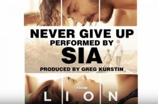 POWER PLAY: Sia – Never Give Up