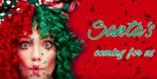 POWER PLAY 18 dek 2017 – Sia – Santa's Coming For Us