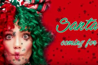 POWER PLAY:  Sia – Santa's Coming For Us