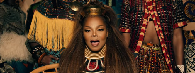 POWER PLAY od 20 avg 2018> Janet Jackson x Daddy Yankee – Made For Now