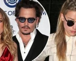 Џони Деп и Амбер Харт се разведоа: Актерката ги донираше милионите во хуманитарни цели