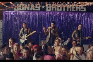 POWER PLAY:  Jonas Brothers – What A Man Gotta Do