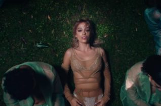 POWER PLAY: Eleni Foureira – YAYO